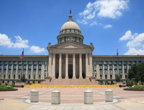Providing services for Oklahoma government